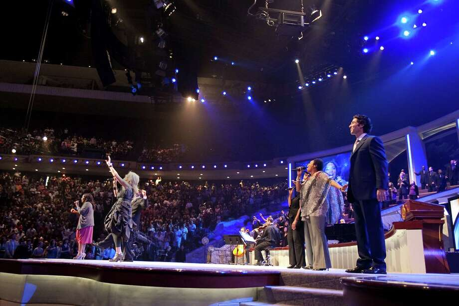 14. Houston does churches big: Religion is big in the South, and few might do it bigger than Houston. The city has some of the biggest churches in the nation, including Joel Osteen's Lakewood Church, which has one of the largest congregations in the nation.  Photo: Nick de la Torre/Chronicle