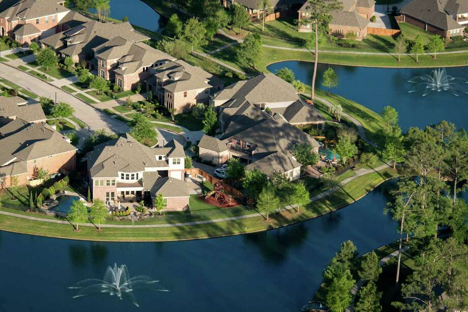8. Masters of the pre-built communities: There might be a cache to living inside the Loop, but Houston has some of the best master-planned communities in the nation. The Woodlands, Riverstone and Bridgeland are three of the eight communities recently recognized.  Photo: Smiley N. Pool/Houston Chronicle