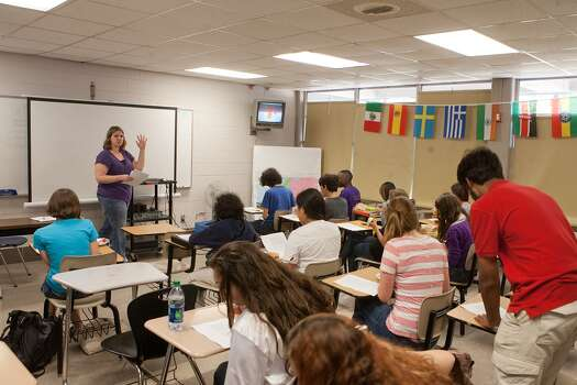 9. Education stacks up nationally: Two Houston schools were ranked on US News & World's high school rankings for 2012. Carnegie Vanguard and DeBakey High School for Health Professions, both in the Houston Independent School District, ranked 17th and 26th in the nation.  Photo by R. Clayton McKee