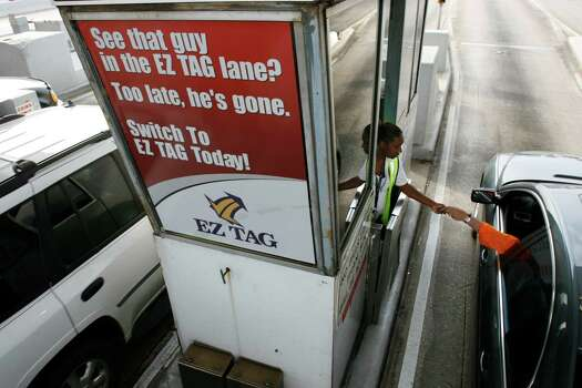12. Speaking of that commute ... it might cost you: The state's budget and the dwindling gasoline tax isn't enough to pay for the miles of new roads and freeways needed to deal with population growth. As a result, you might prepare yourself to spend hundreds on the area's tollways.  Photo: Johnny Hanson/Chronicle