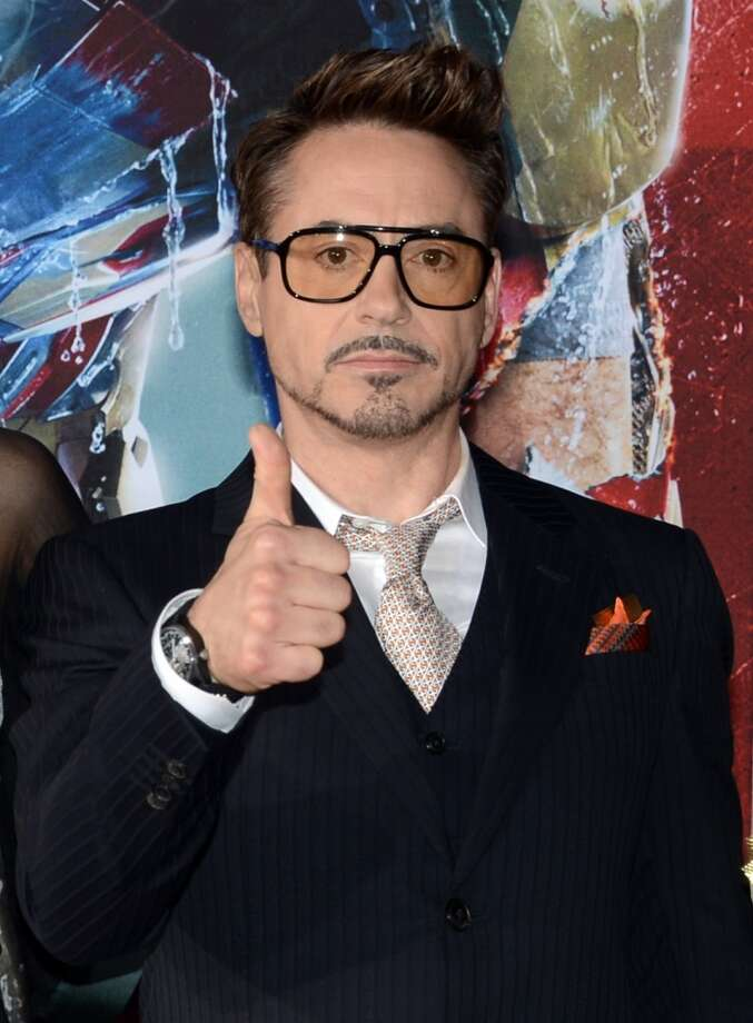 Robert Downey Jr. is Tony Stark/ Iron Man in a role he was born to play.