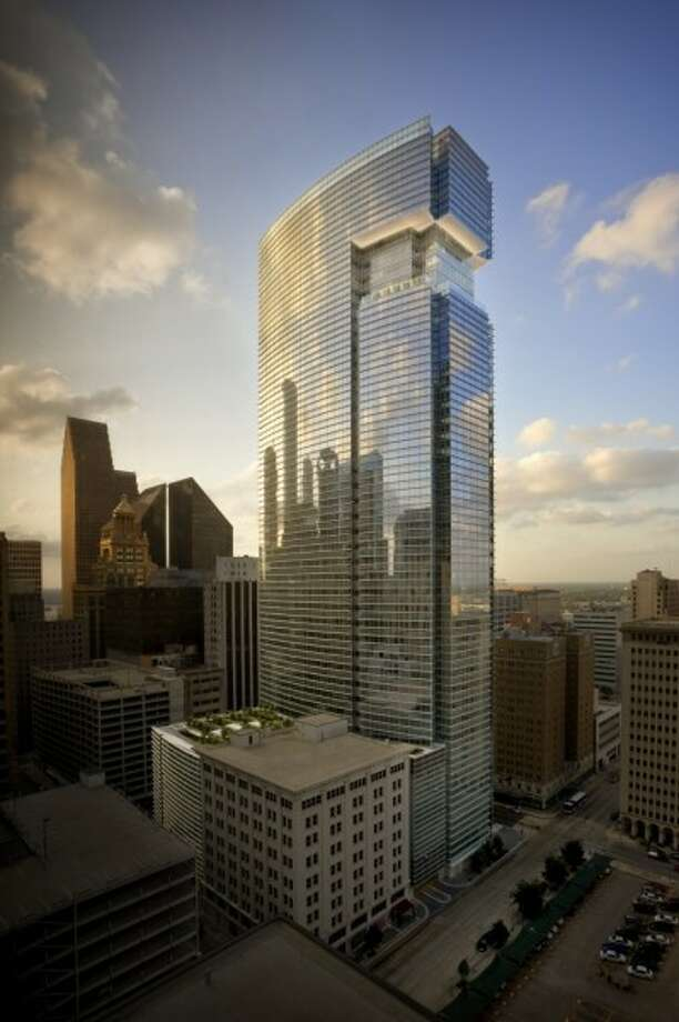 BG Group Place in Houston: 630 feet, 46 stories