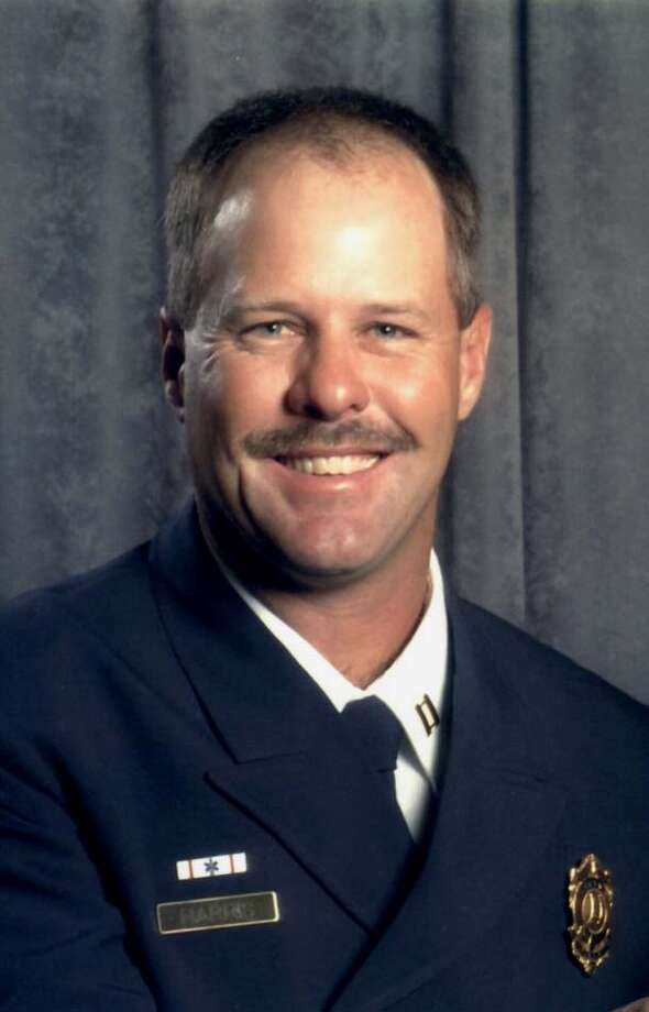 "This undated photo provided by Aderhold Funeral Home, Inc., show Kenneth ""Luckey"" Harris Jr. Harris was killed in the West, Texas fertilizer plant explosion.  (AP Photo/Aderhold Funeral Home, Inc.) Photo: HONS / Aderhold Funeral Home, Inc."