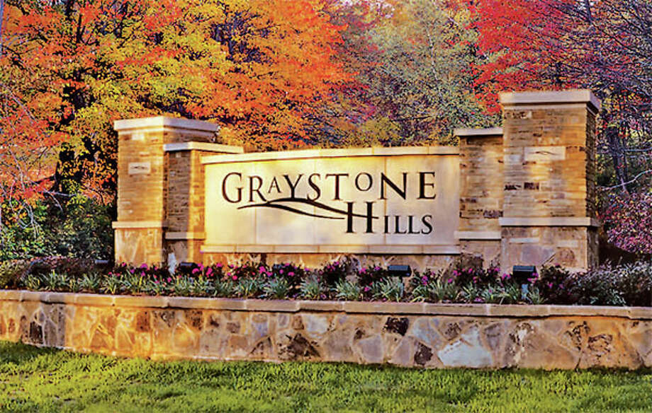Graystone Hills residents are impressed with the variety of homes, priced from the $240s to $500s.