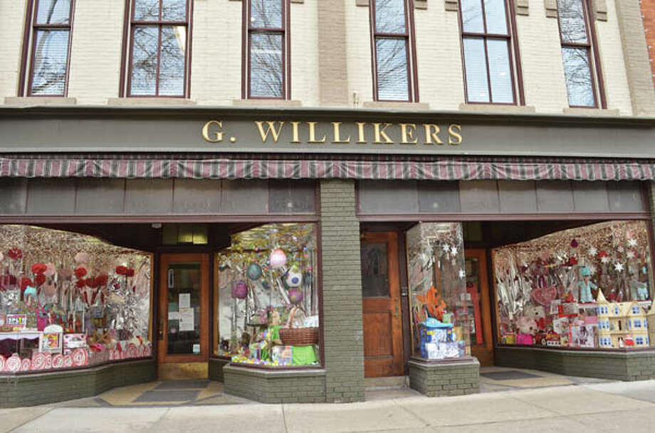 Ambrosino opened her first store, G. Willikers Distinctive Toys, in 1984 in Saratoga Springs. (Photo by Colleen Ingerto)