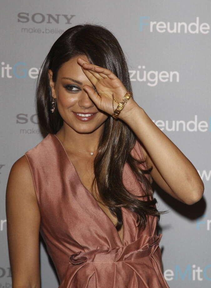 Mila Kunis Photo: Andreas Rentz, Getty Images / 2011 Getty Images