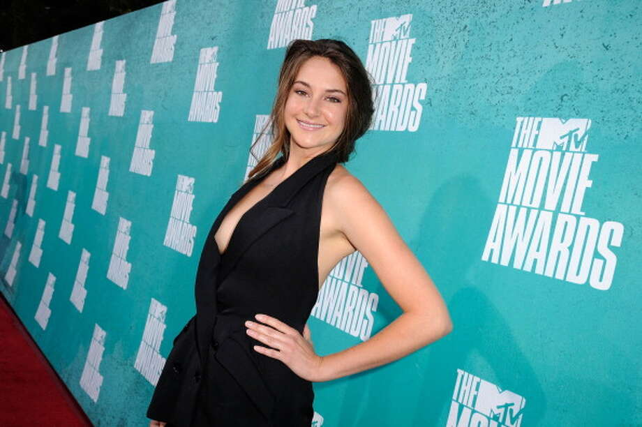 Shailene Woodley Photo: Kevork Djansezian, WireImage / 2012 WireImage