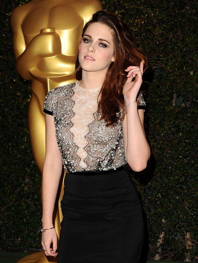 Kristen Stewart Photo: Jason LaVeris, FilmMagic / 2012 Jason LaVeris
