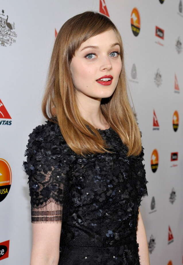 Bella Heathcote Photo: John Sciulli / 2013 Getty Images