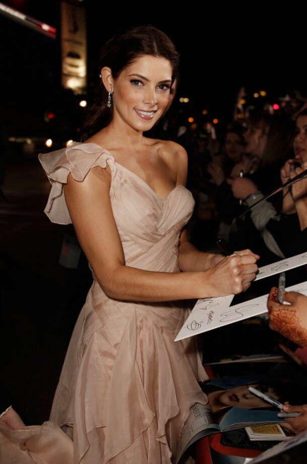 Ashley Greene Photo: Jeff Vespa, WireImage / 2012 Jeff Vespa