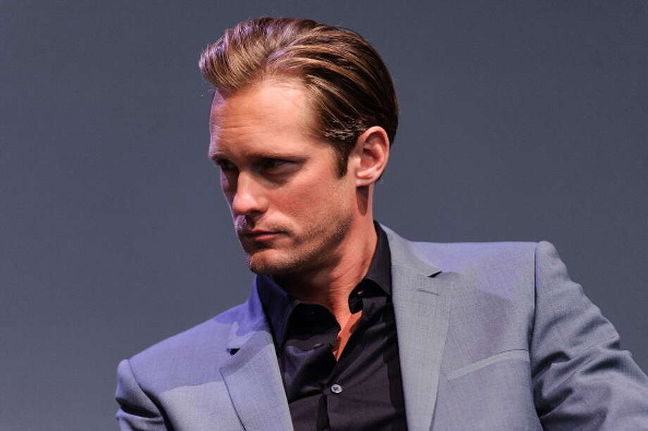 Alexander Skarsgard Photo: Matthew Eisman, Getty Images / 2013 Matthew Eisman