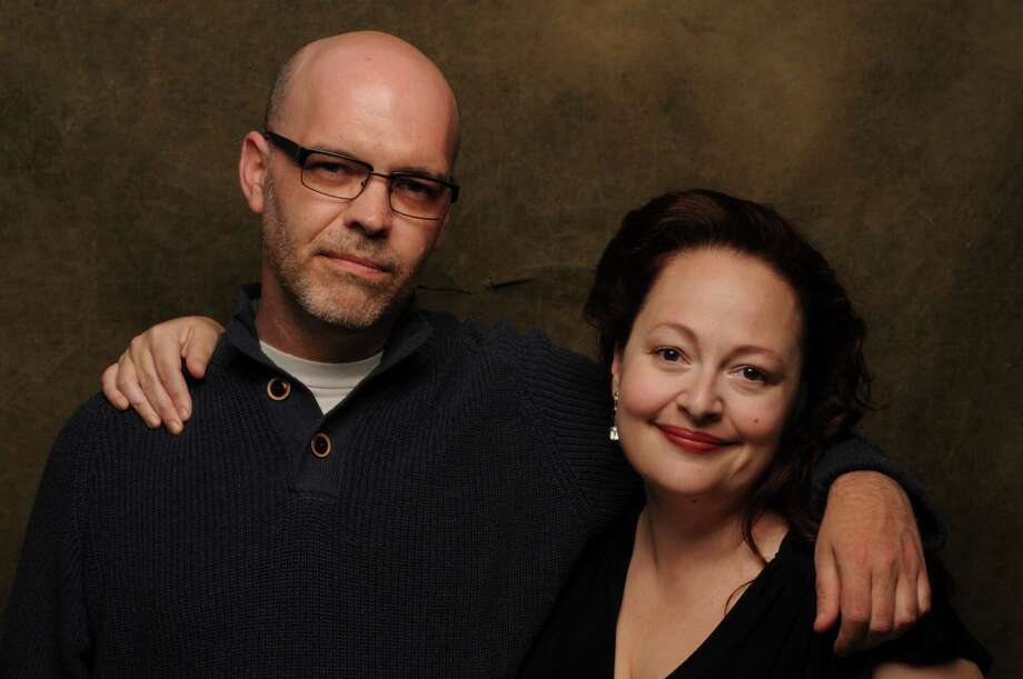 Jason Nodler and Tamarie Cooper are throwing a bash to celebrate their 20-year partnership. Photo: George Hixson / handout