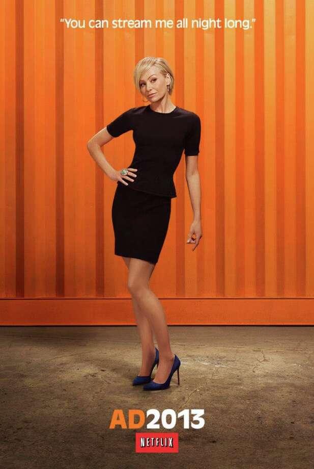 Lindsay (Portia de Rossi)