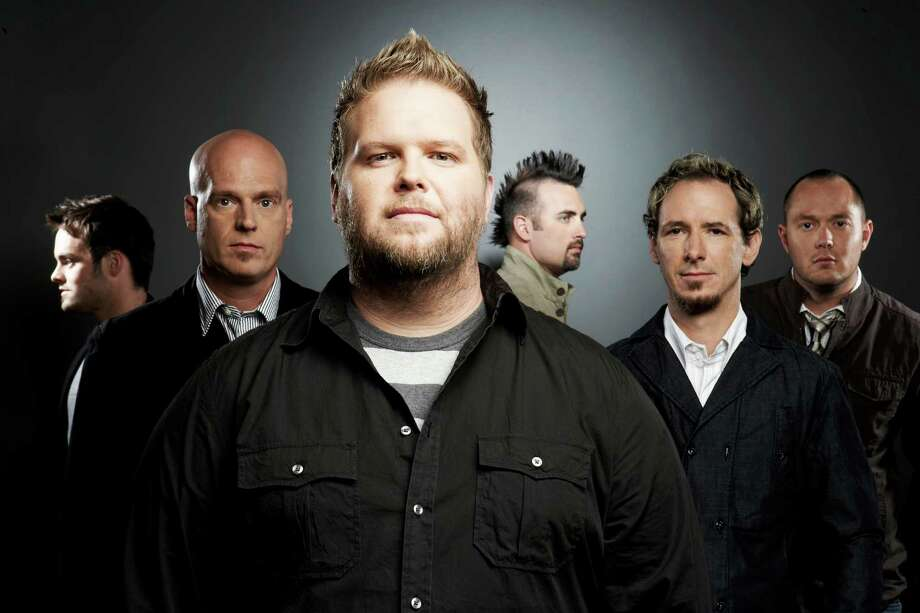 "Christian contemporary band MercyMe will be launching its seventh studio album, ""The Hurt & The Healer."" Photo: Fair Trade Records"