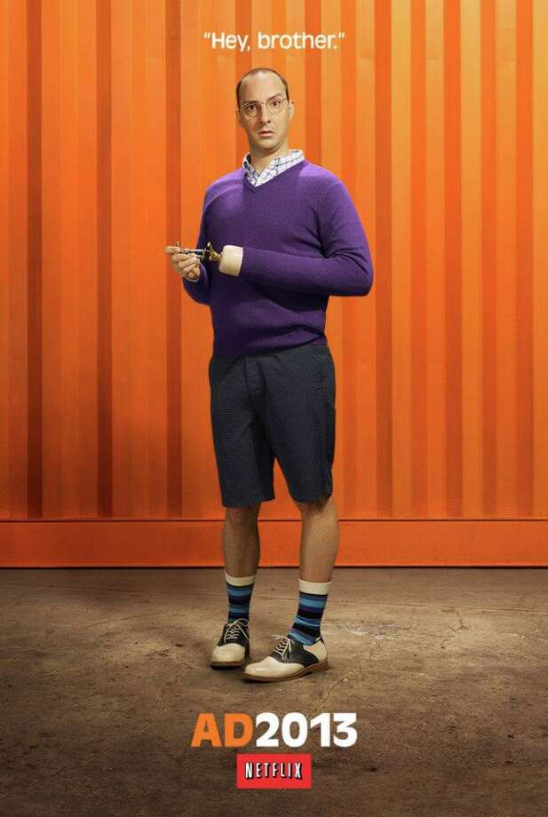 """Buster"" (Tony Hale)"