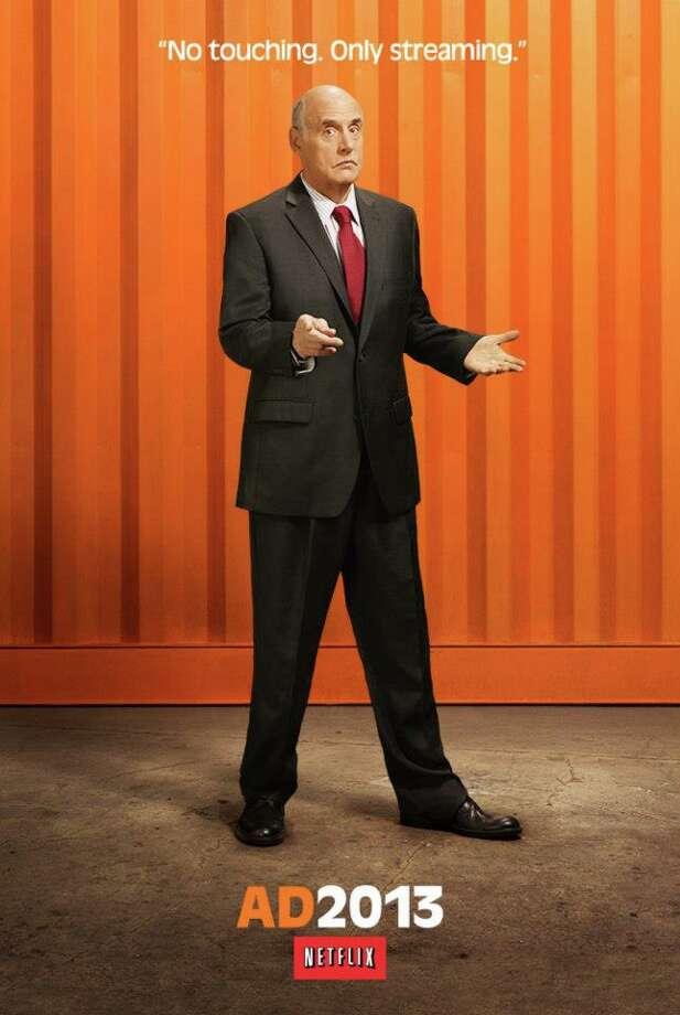George Bluth Sr. (Jeffrey Tambor)