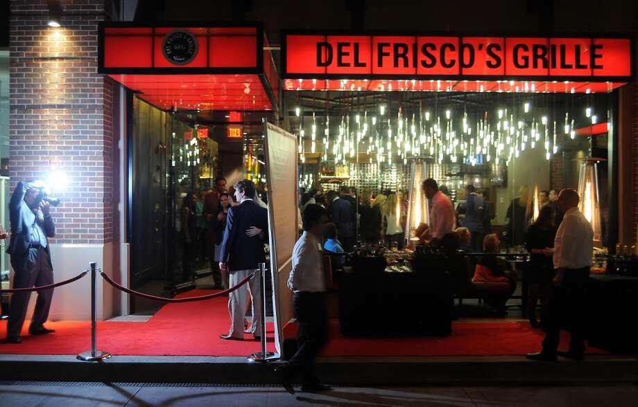 """Del Frisco's: Wagyu """"Longbone"""""""