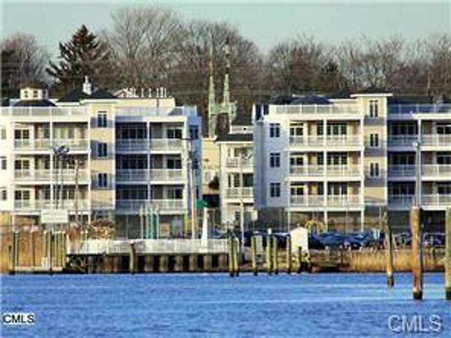 A half-million dollars can land you a place on the water in Milford, where the median value of an owner-occupied home is $335,900, according to the census. Check out this two-bedroom, 2.5-bathroom condo we found for $499,900.