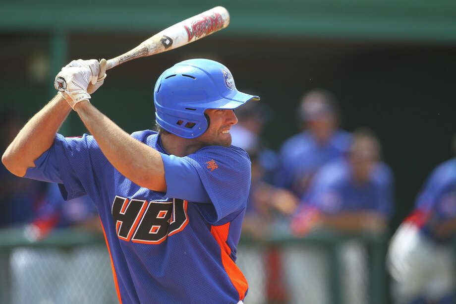 Robbie Buller set a Houston Baptist record with 16 home runs in a season, but his future in the Diamondbacks organization - he was drafted by Arizona in the 35th round last year - lies on the mound. Photo: Anthony Vasser / Anthony_Vasser@ninjen.com