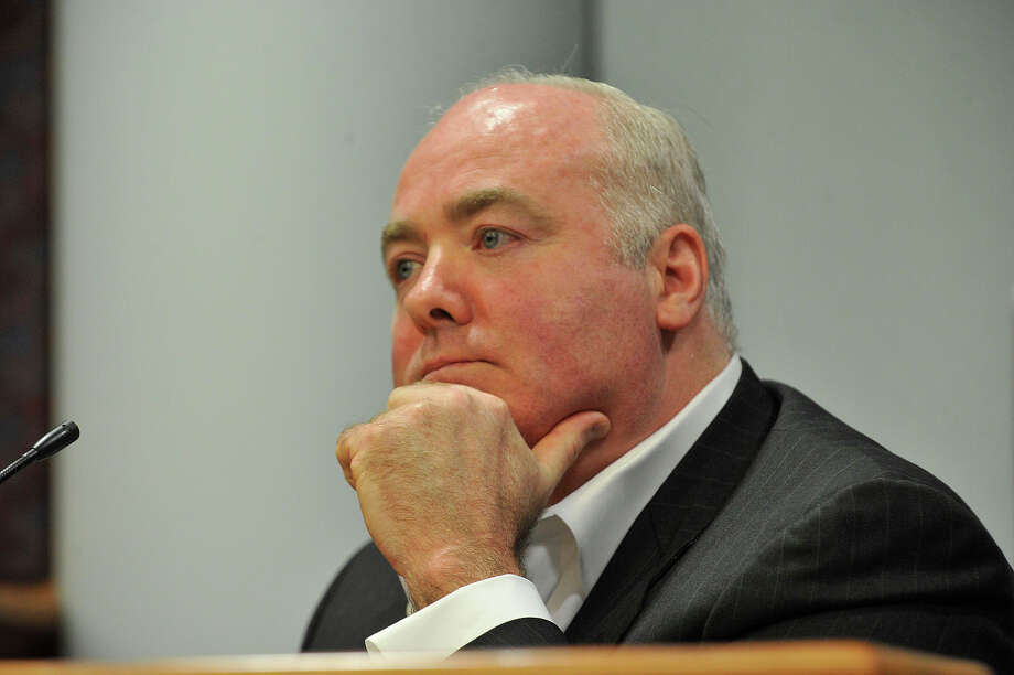 Michael Skakel testifies at his habeas corpus trial at State Superior Court in Vernon, Conn., on Thursday, April 25, 2013. Photo: Jason Rearick / Stamford Advocate