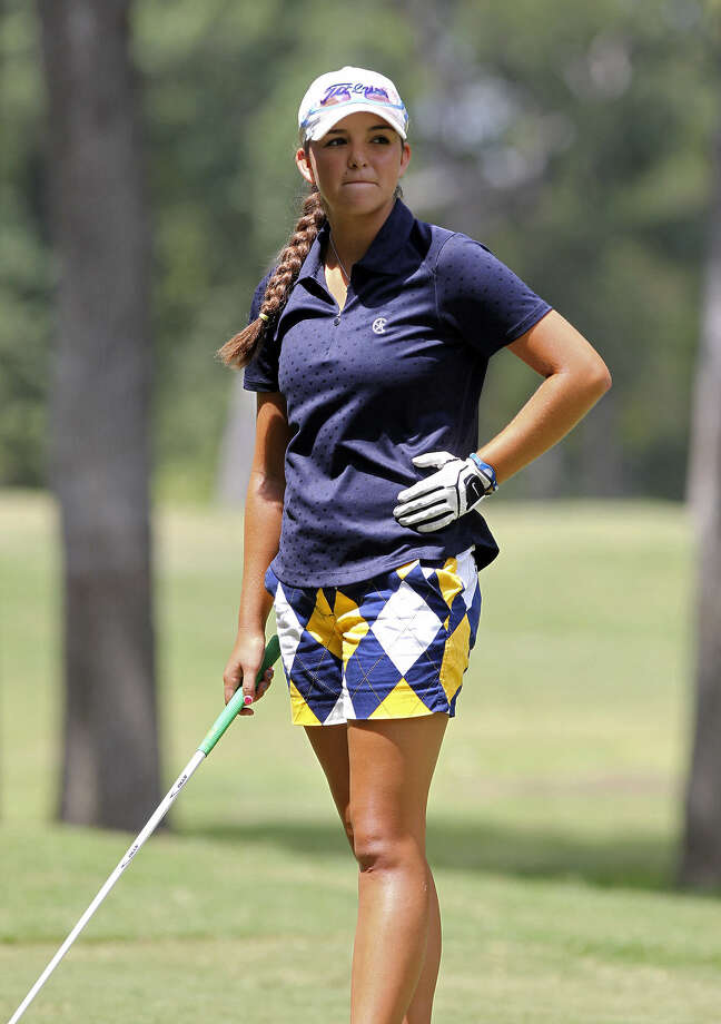 Johnson sophomore Taylor Coleman shot a 3-under 68 in Irving.