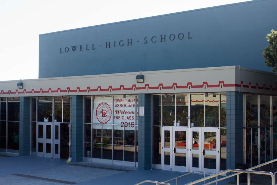 Lowell High School, San Francisco: No. 8 in California, No. 43 in the nation.