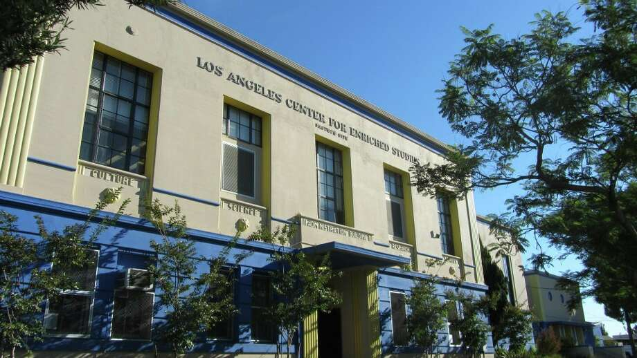 Los Angeles Center For Enriched Studies: No. 17 in California, No. 112 in the nation.