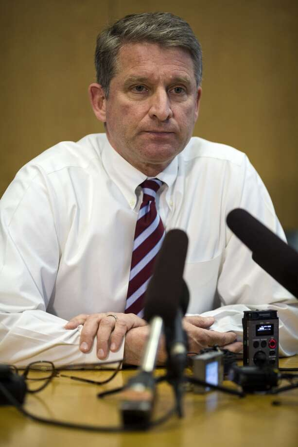 Former Seattle Interim Police Chief Jim Pugel, pictured in a 2013 file photo, was tapped by King County Sheriff John Urquhart to serve as the chief deputy of the sheriff's office, the No. 2 position in the department. (seattlepi.com file photo) Photo: SEATTLEPI.COM FILE PHOTO