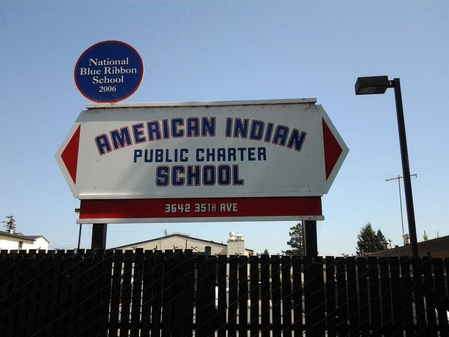 American Indian Public High School, Oakland: No. 5 in California, No. 38 in the nation.
