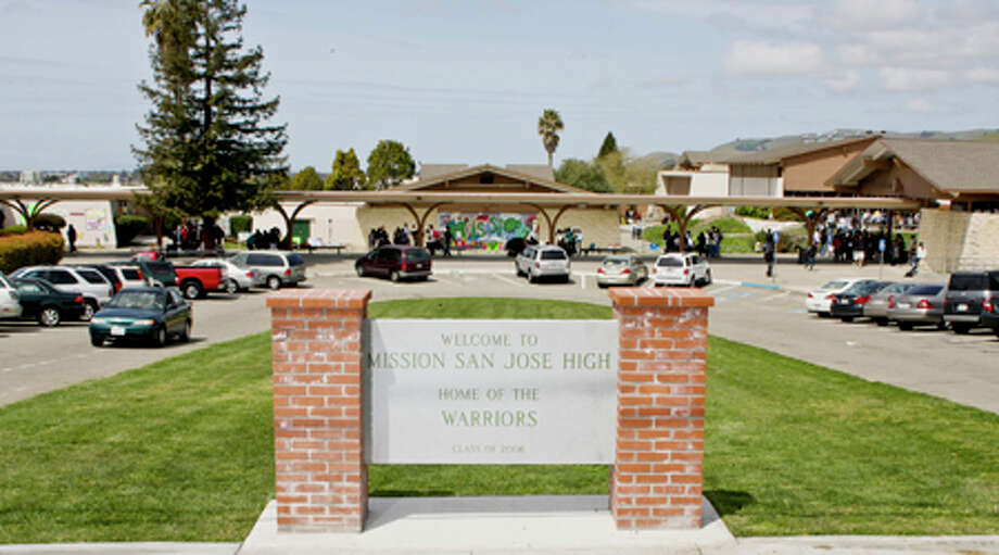 Mission San Jose High School: No. 10 in California, No. 79 in the nation.