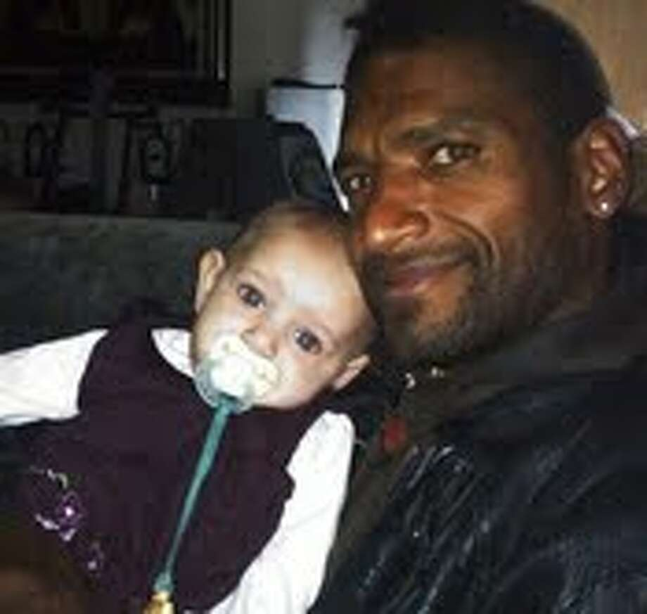 David Thomas, 42, with his daughter Leila Thomas, 3, of Colorado in this undated photograph. David Thomas died March 10, 2013 when he was crushed by a BART elevator in downtown San Francisco. Photo: Valerie Blackmore, Courtesy / ONLINE_YES