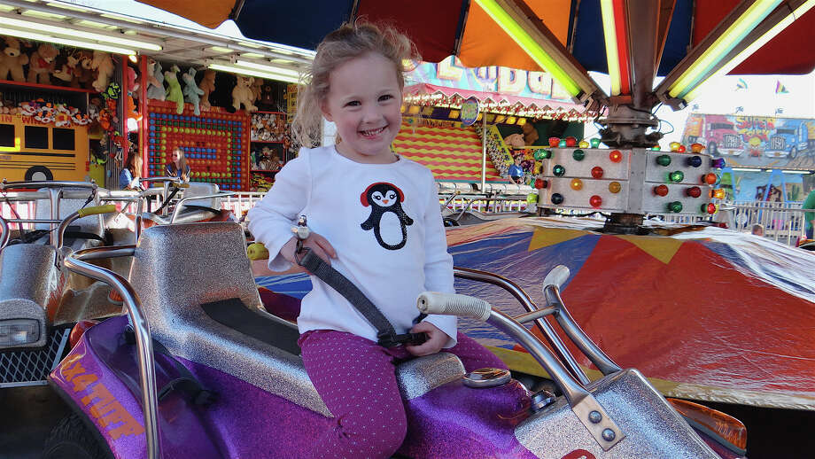 The McKinley Carnival is in Fairfield all weekend. The Carnival will offer traditional rides which would be suitable for 