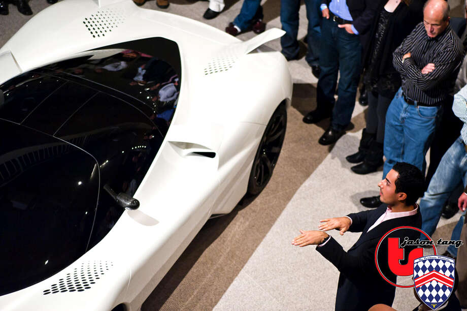 The SSC Tuatara may be the fastest production car ever produced. The car reportedly can produce 1,350 horsepower on premium gas. Photo: Jason Tang_, Shelby Super Cars