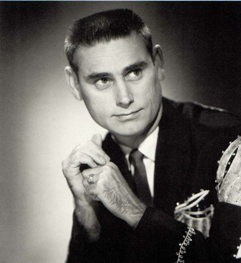 Photo of singer George Jones circa 1960  (Photo by GAB Archive/Redferns) Photo: GAB Archive, Getty Images / 1960 GAB Archive