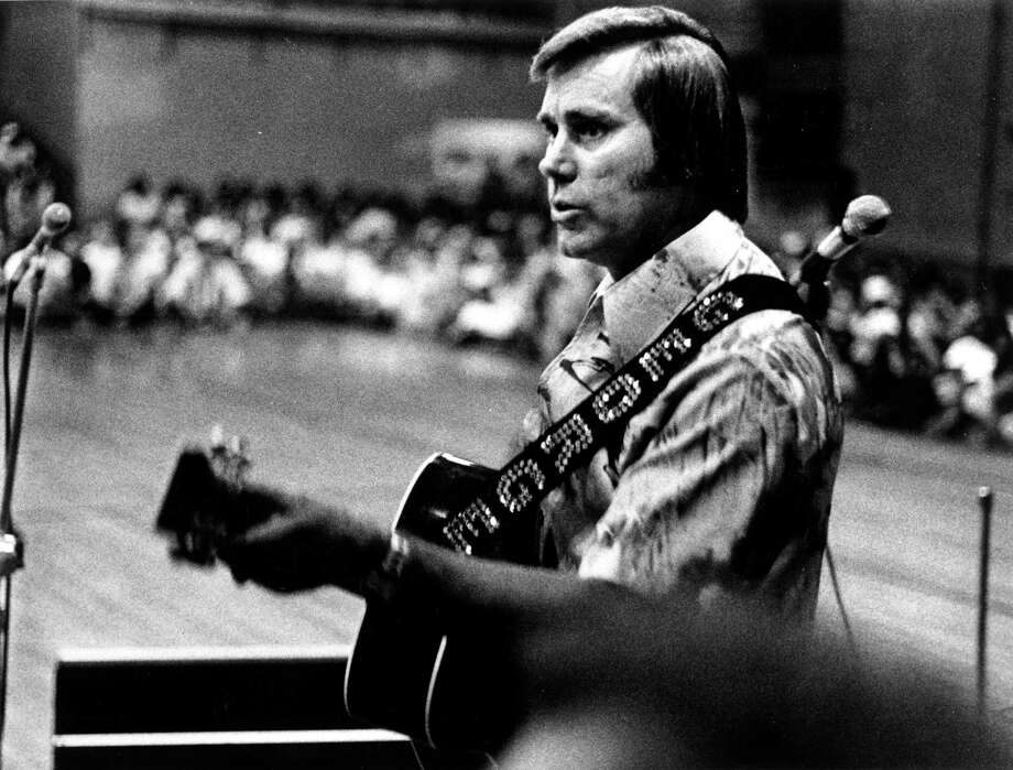 George Jones circa 1970 Photo by Michael Ochs Archives/Getty Images Photo: Michael Ochs Archives, Getty Images / Michael Ochs Archives