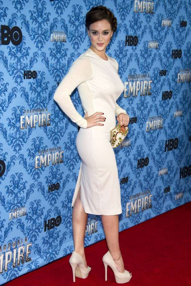 "Heather Lind attends the ""Boardwalk Empire"" season 3 premiere (Photo by Charles Sykes/Invision/AP)"