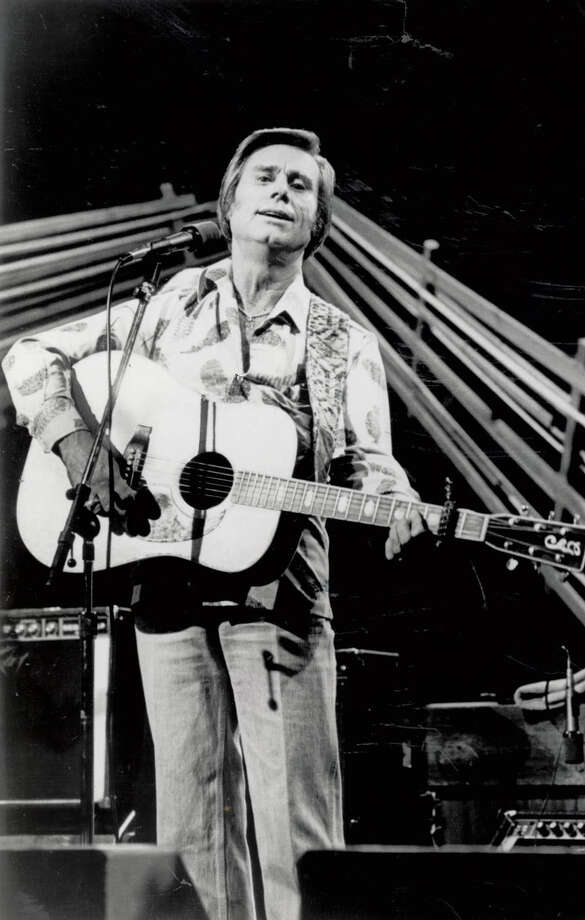 Country legend George Jones was born in Saratoga and raised in Vidor. He passed away on April 26, 2013.