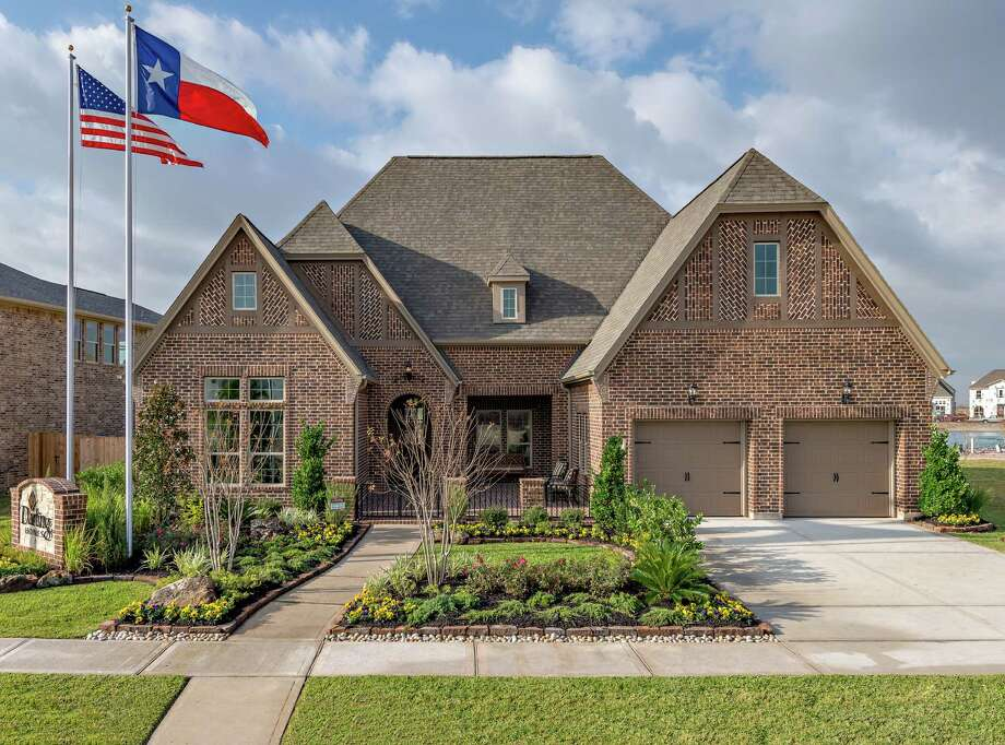 Darling Homes opens five of its move-in ready homes this weekend at Cypress Creek Lakes, in the U.S. 290 corridor. Photo: Jason Oleniczak