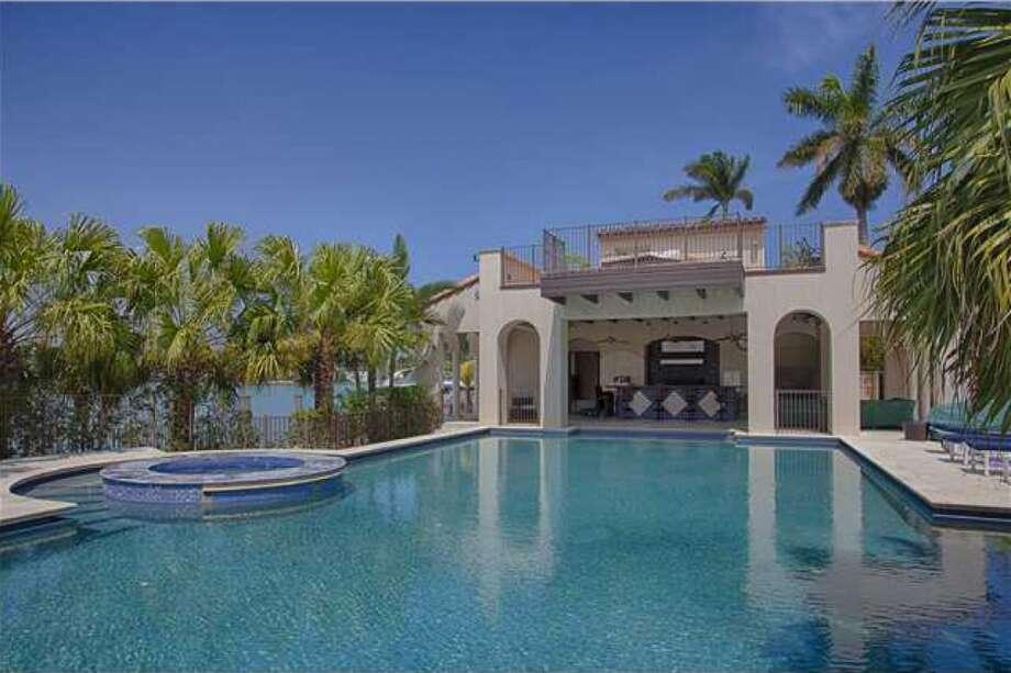 Pool! Photos via Realtor.com