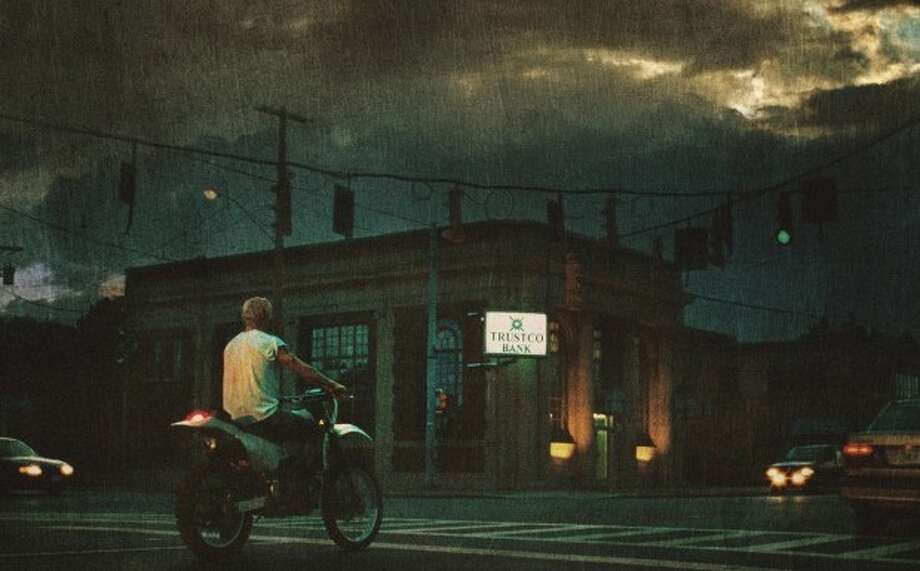 'The Place Beyond the Pines' (2013) - Altamont; Glenville; Niskayuna; Schenectady; Scotia; Ellis Hospital, Schenectady; Plymouth Avenue, Schenectady; State Street, Schenectady; Vale Cemetery, Schenectady