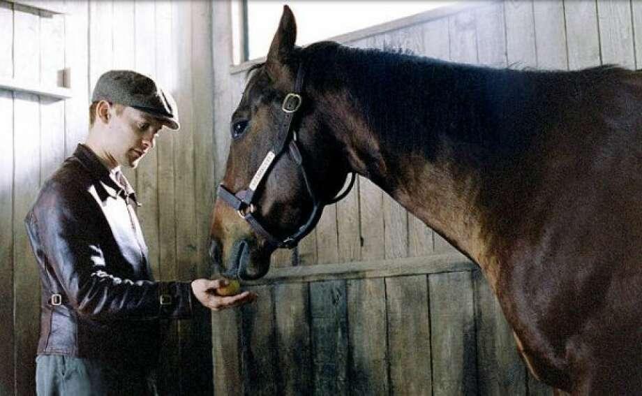 'Seabiscuit' (2003) - Saratoga Race Track, Saratoga Springs