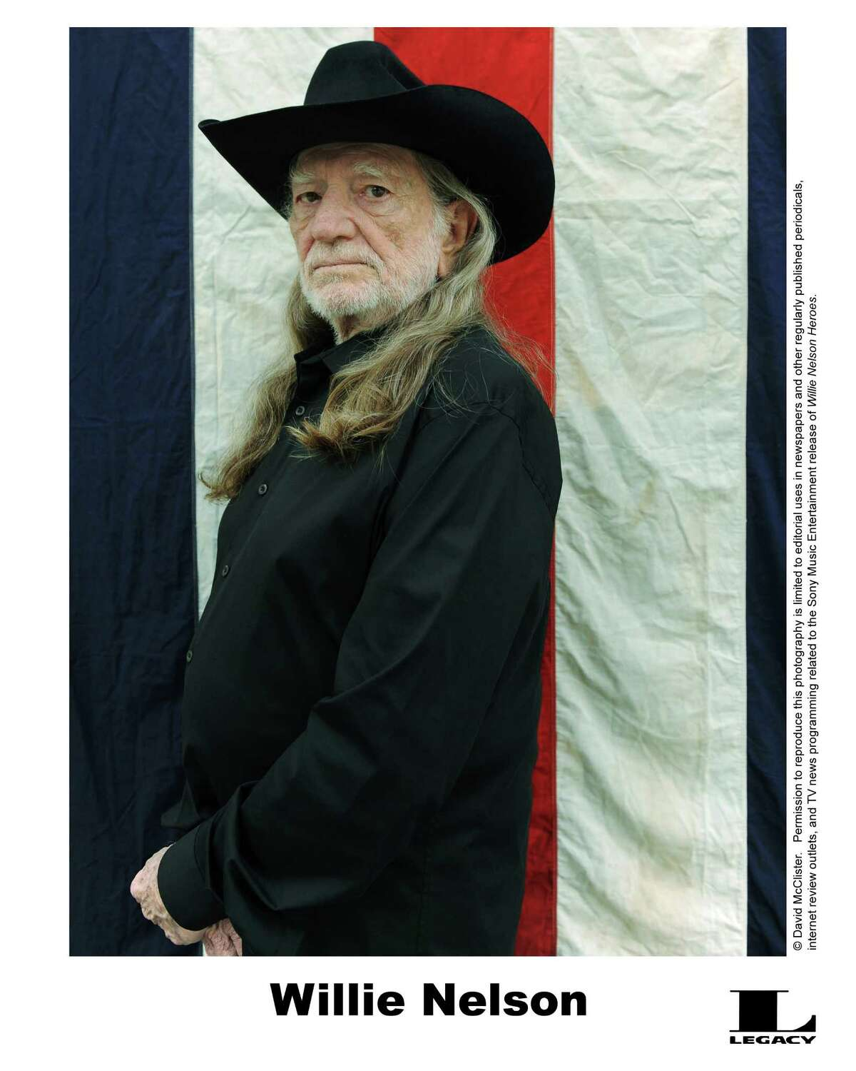 Willie Nelson, a native son of Central Texas, found fame in Nashville before returning to the Lone Star State.