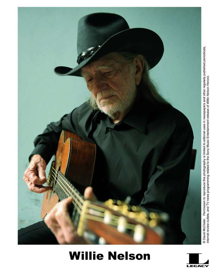 """The central quality about Willie that is so appealing is his honesty,"" says fellow Texas  singer-songwriter Lyle Lovett. ""He just tells the truth all the time - in his life and in his songs. … That's the thing about Willie: His songs are without agenda."" Photo: David McClister"