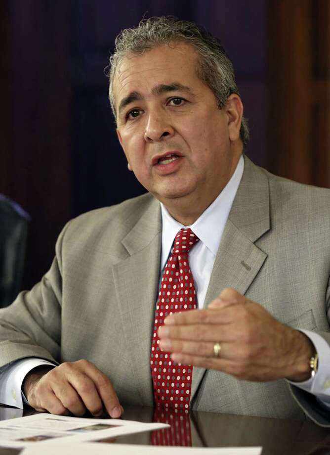 Robert Puente is president/CEO of the San Antonio Water System.