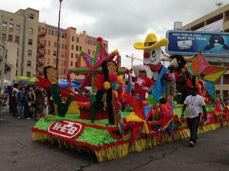 Parades Move To Ksat Ads Yes Cuts No San Antonio