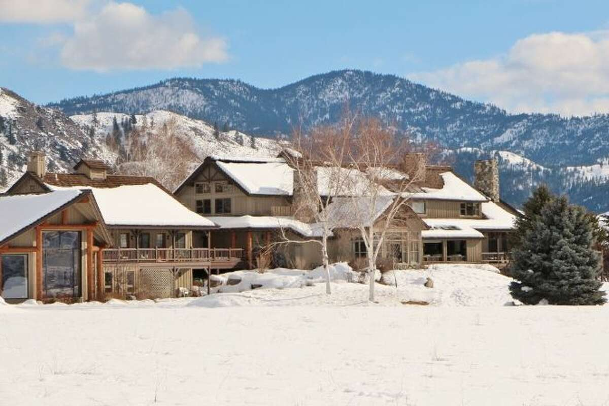 Seattleites sad about the city's lack of snow this year could find plenty of the white stuff in the Methow Valley. That's one of the things that drew our attention to the Tice Ranch, at 20556a Highway 20, east of Twisp. The 298.4-acre ranch includes a 20,000-square-foot main lodge, two guest houses, a caretaker residence, a horse barn, fenced pastures, fruit orchards and a half mile of river frontage. It's listed for $7.19 million.