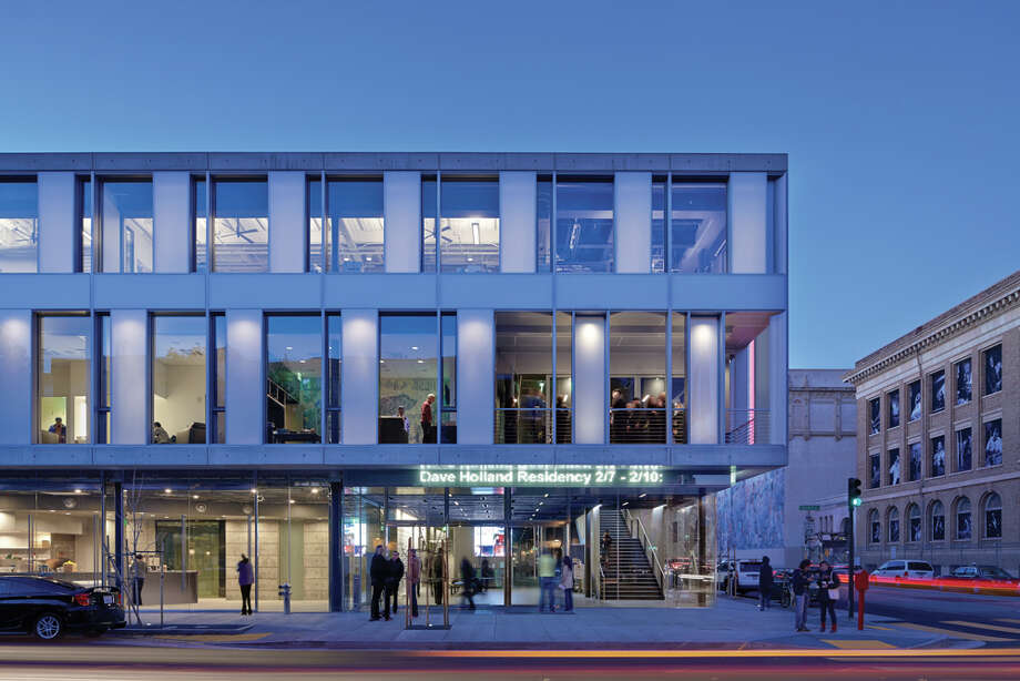 SFJAZZ Center, by Mark Cavagnero Associates, received an Honor Award in Architecture from AIASF. Photo: Kyle Jeffers / Photo ©Kyle Jeffers