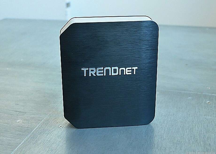 Trendnet TEW-812DRU AC1750 Dual Band Wireless Router Photo: Cnet Review