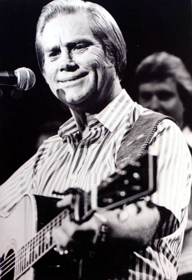 George Jones, 1931, 2013: The American country singer and songwriter died on April 26 from hypoxic respiratory failure in Nashville.