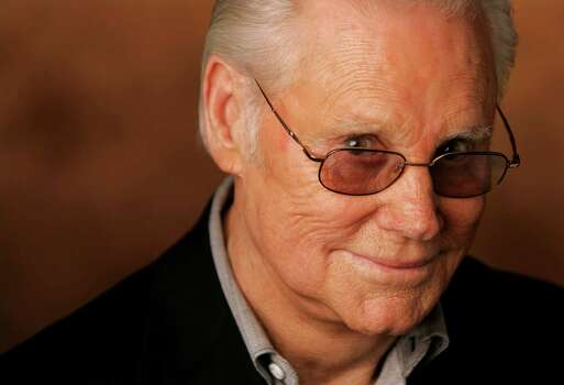 George  Jones, the peerless, hard-living country singer who recorded dozens of hits about good times and regrets, died Friday in Nashville at 81. Photo: Mark Humphrey, STF / AP